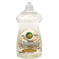 Detergente Lavaloza Dishmate Almendra