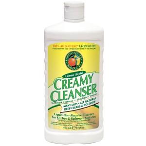 Limpiador en crema natural Creamy Cleanser