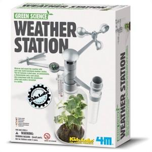Juego de Estación Meteorológica